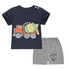Tree of Life Yin Yang Baby T-Shirt Infant Boy Girl Cotton T Shirts Cartoon Outfits for 6M-2T Baby