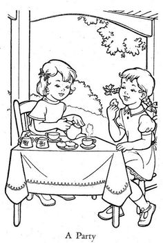 this page is out of the coloring book lots to color published by the western publishing company in the drawings were by eileen vaugi dont have all the - Free Coloring Books By Mail