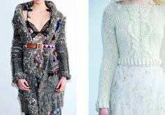 knit work vogue - Google Search