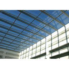 Film solaire anti chaleur Argent clair double vitrage pose extérieure - rejet solaire 47%