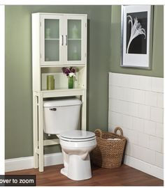 above toilet space savers. on overstock.
