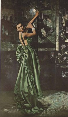 1947 Christian Dior                                                                                                                                                      More