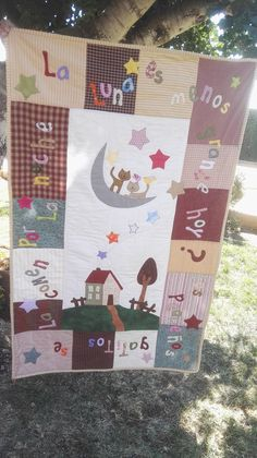 Zulu, House Quilts, Baby Quilts, Patchwork Sofa, Cot Bumper, Kit Bebe, Cot Quilt, Country Quilts, Machine Applique