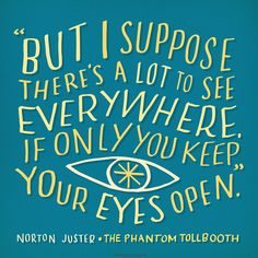 Norton Juster, The Phantom Tollbooth