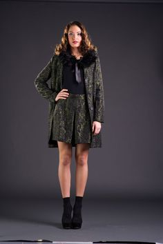 #louloulondon #fw14 #dress #collection