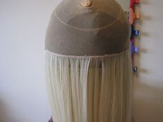 Making a wig from scratch
