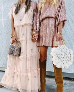 Pink and sparkles > We Wear, How To Wear, Wild Love, Love Holidays, Pink Lady, Show Me Your, Hey Girl, Style Icons, Fall Winter