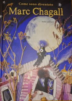 Dopo Klimt e Gauguin pubblicati da Arka Edizioni, poteva forse mancare Chagall? Ecco un libro stupendo che racconta la storia del grande artista, purtroppo in questo libro non sono presenti le riproduzioni dei quadri dell'artista ma i bambini troveranno al suo interno tantissima arte, creata ad hoc da Bimba Landmann.