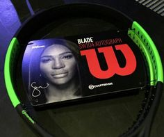 Blade Serena Williams 104 Autograph Racquet