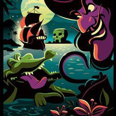 Disney Art by Jeff Granito:)