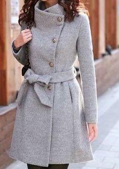 Linda Trevoda Mujer Invierno Moda Abrigo Otoño Ropa Bonita pvPxqU