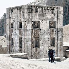 The Cube of Zoroaster