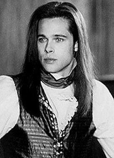 Brad Pitt.. Louis - Interview with a Vampire