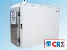 Mini Mobile Cold Store - highly portable cold storage