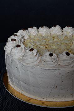 Citromhab: Deák torta