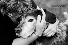Joy Sessions: pet photographer Sarah Beth provides this service for the owners of ill and aging pets. This dear face reminds me so much of my lovely old Alfalfa. I miss her so.