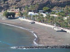 Beach in San Sebastian de la Gomera