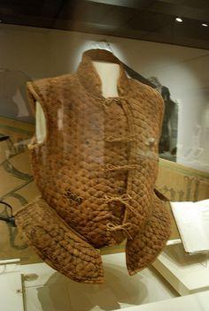 Edinburgh - National Museum of Scotland - Doublet