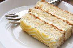 Gluten Free 1234 Cake or Cupcakes 1234 Cake, Sweet Recipes, Cake Recipes, Lemon Chiffon Cake, Cake Day, Plum Cake, Cupcakes, Food Cakes, Cake Batter