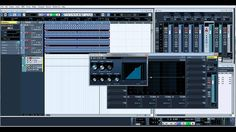 ADSR Pro Parallel or New York Compression in Steinberg Cubase 5 Tutorial...
