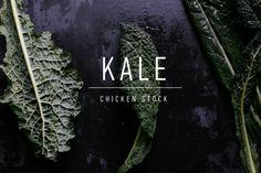 Kale Chicken Stock