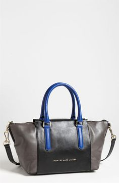 MARC BY MARC JACOBS 'Medium' Leather Satchel available at Nordstrom
