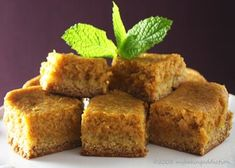 Ooey Gooey Pumpkin Bars - Love making this! so easy and so good -JHT