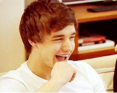 he's so adorable  -H