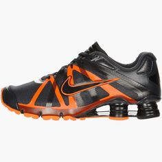 From collections with superstar athletes like Kevin Durant and LeBron James to classic options like Shox and Roshe, Nike has what you need to stay on top of your game. Fancy Shoes, Men's Shoes, Shoe Boots, Shoes Sneakers, Mens Nike Shox, Nike Men, Nike Shocks, Sports Footwear, Sneaker Boots
