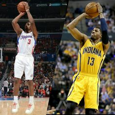 CP3 and PG-13 named players of the month.
