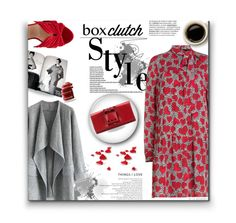 """""""♥'s a Fire"""" by sherieme ❤ liked on Polyvore featuring Valentino, Perrin, Chicwish, women's clothing, women's fashion, women, female, woman, misses and juniors"""