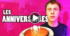 Vidéo de Norman : Joyeux Anniversaires
