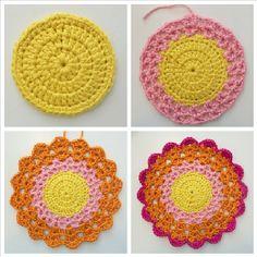 Crochet Mandala Patt…