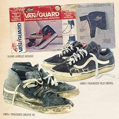 scarpe vans vintage