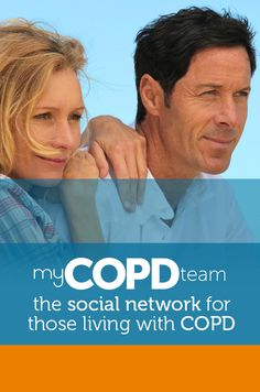 MyCOPDTeam.com is the social network for people living with COPD. Join today. #COPD