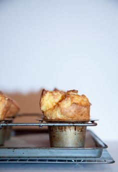 Pesto and Goat's Cheese Yorkshire Puddings | 15 Insanely Delicious Yorkshire Pudding Recipes