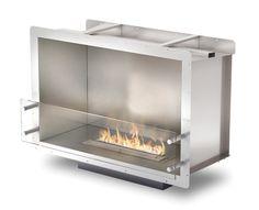 bioethanol firebox 800ss - Ethanol Fireplace Insert
