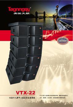 Brand: MASU, TAGNNGQY. 2*12 inch line array. Neo speakers inside.