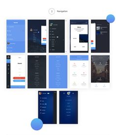 Knock contains more than 170 mobile iOS screens covering 6 categories, and includes both a Sketch and Photoshop version. Create beautiful and professional mobile applications using our huge set of screens. You can create both normal applications, and also use Knock as a tool for prototyping. The set includes two versions of screens: conventional UI Kit and simplified Wireframe screens. A sales landing page in Photoshop format is also included in the set so you may immediately present your…