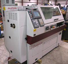 Harrison manual/CNC lathe...the second smallest