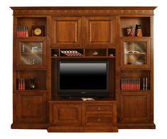 Mobila Biblioteca Vulcan - culoare / finisaj Nuc Living, Furniture, Home Decor, Decoration Home, Room Decor, Home Furnishings, Arredamento, Interior Decorating