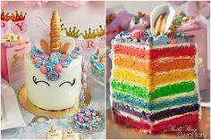 Birthday Cake, Unicorn, Food, Birthday Cakes, Essen, A Unicorn, Meals, Yemek, Unicorns