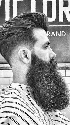 Brown Beard, Red Beard, Beard Love, Epic Beard, Full Beard, Long Beard Styles, Hair And Beard Styles, Great Beards, Awesome Beards