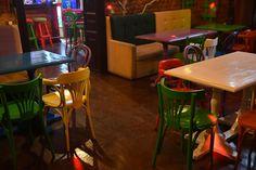 Restaurant La Ciurucuri Chair, Table, Furniture, Home Decor, Decoration Home, Room Decor, Tables, Home Furnishings, Stool