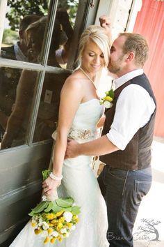 Outdoor Colorado barn wedding Brianna Caster Photography