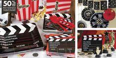 Directors Cut Movie Party Supplies - Party City