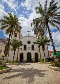 A church built in 1655 and restored in 1995.  Igreja de Nossa Senhora dos Remedios - Luanda Angola