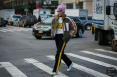 STYLE DU MONDE / New York Fashion Week Fall 2017 Street Style: Jessica Minkoff  #Fashion, #FashionBlog, #FashionBlogger, #Ootd, #OutfitOfTheDay, #StreetStyle, #Style