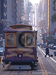 Cable Car of San Francisco
