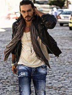 Adrian Hammond jeans